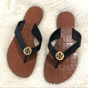 Tory Burch Thong Sandals Size 6